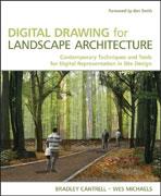 دانلود کتاب معماری : ترسیمات دیجیتال برای معماری محوطه