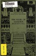 دانلود کتاب معماری : کتاب مبلمان باغ و محوطه
