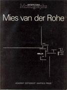 دانلود کتاب معماری : میس واندر وهه ، زندگی نامه معمار