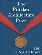 دانلود کتاب معماری : سر نرمن فاستر ، برنده جایزه پریتزکر سال 1999