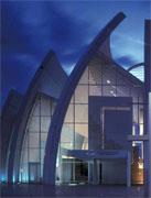 دانلود کتاب معماری : کلیسای 2000 ریچارد میر ، ایتالیا ، رم