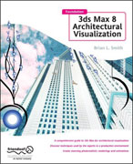 دانلود کتاب معماری : پایه های افکت های بصری نرم افزار مکس در معماری