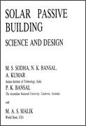 دانلود کتاب معماری : ساختمان خورشیدی ایستا، اصول علمی و تکنولوژی