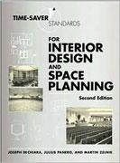 دانلود کتاب معماری : کتاب استانداردهای طراحی برای طراحی داخلی و برنامه ریزی فضا