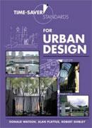 دانلود کتاب معماری : کتاب استانداردهای طراحی برای طراحی شهری