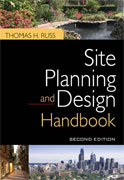 دانلود کتاب معماری : کتاب راهنمای طراحی محوطه و چیدمان سایتهای مسکونی