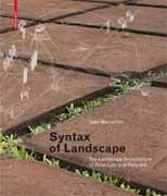 دانلود کتاب معماری : گرامر (شیوه نامه) محوطه سازی