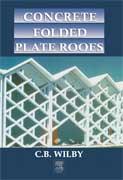 دانلود کتاب معماری : سقفهای ساخته شده از صفحهات چین خورده بتنی