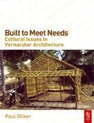 دانلود کتاب معماری : اجرا برای رفع نیاز، موضوعات فرهنگی در معماری بومی