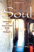 دانلود کتاب معماری : مکانهای با روح، معماری و طراحی محیطی به سان هنری شفابخش