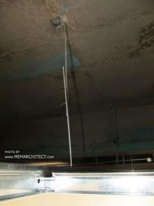 زیر سازی سقف کناف