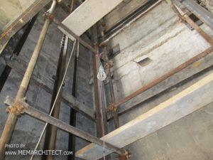 چاه آسانسور 2